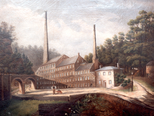Charlestown History Group:Mills transport and industry